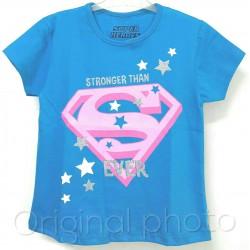 Supergirl Blue