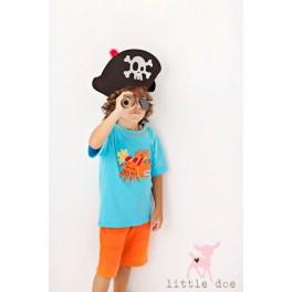 Little Doe Orange Crab