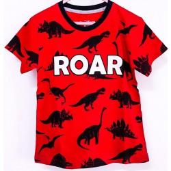Oshkosh Dino Roar Red