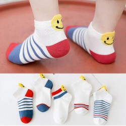 Smilley Stripes Socks