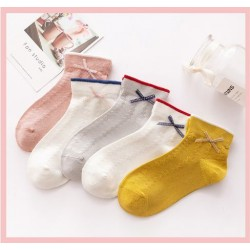 Small Ribbon Socks