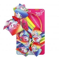 Jojo Siwa Headband+2Pcs Hairclips Set