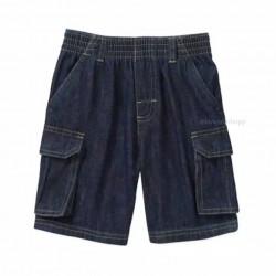 Garanimals DarkBlue Denim Cargo Short Pants