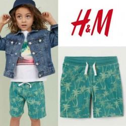 HnM Green Boy Shorts