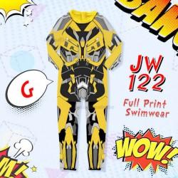 JW Bumblebee Long Swimsuit