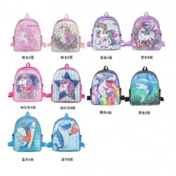 Flip Flap Sequin Backpack