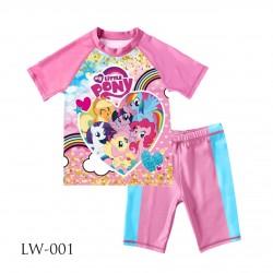 Ailubee Little Pony Swimwear