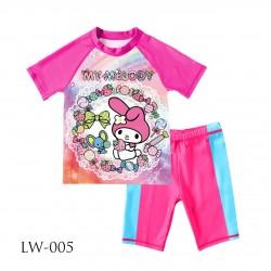 Ailubee My Melody Swimwear