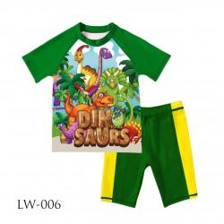 Ailubee Dinosaurs Swimwear