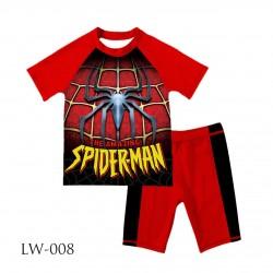 Ailubee Spiderman Swimwear