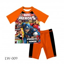 Ailubee Marvel Heroes Swimwear