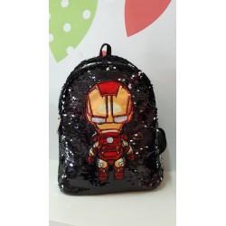 Ironman Flip Sequin Backpack