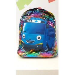 Tayo Flip Sequin Backpack