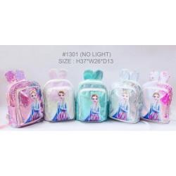 Elsa Frozen 2 Rabbit Ears Flip Sequin Backpack