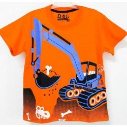 Oshkosh Bego' Orange