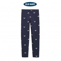 OldNavy Navy Rainbow Leggings