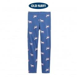 OldNavy Blue Unicorn Leggings