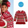 Place Christmas Knitted Dress