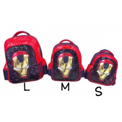 Ironman Lamp Sequin Backpack