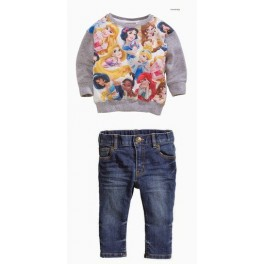 H&M Princess Set Jeans