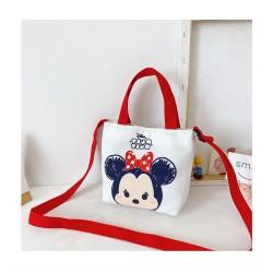 Minnie Tsum-tsum Canvas Sling Bag