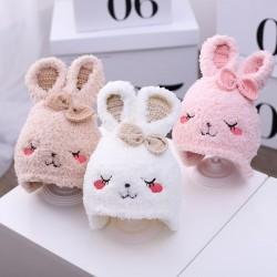 Fluffy Bunny Hat