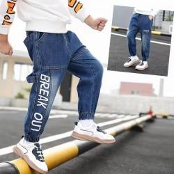 Blue Break Out Jeans