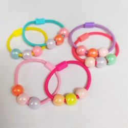 Beads HairBands 6pcs/pack