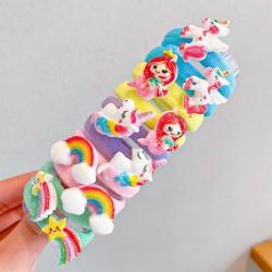 Unicorn HairBands (10pcs)