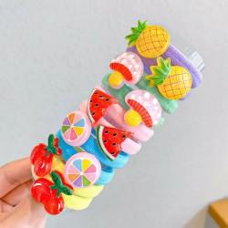 Fruit HairBands (10pcs)