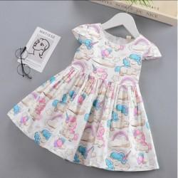 White Unicorn Dress