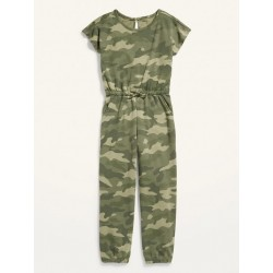 OldNavy Green Army Jumpsuit