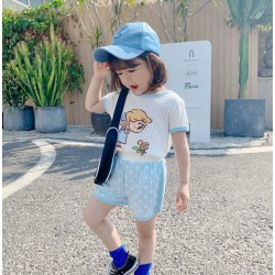 Disney Cute Elsa Frozen Set Shortpants