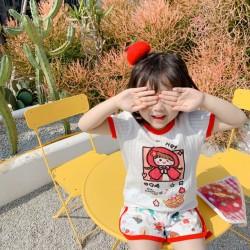 Disney Cute Red RidingHood Set Shortpants