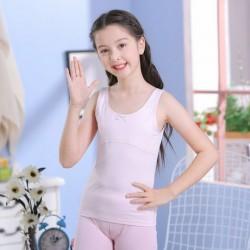Pink Girls UnderShirt Tank