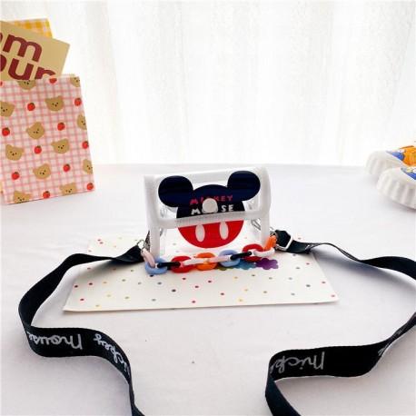 Minnie Mouse Transparent Sling Bag