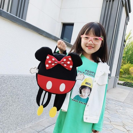 Mickey Mouse Circle Backpack
