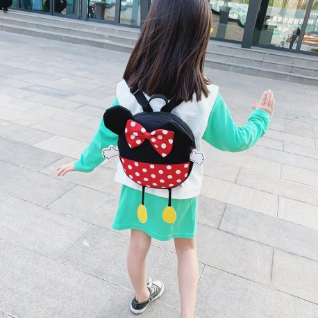 Minnie Mouse Circle Backpack