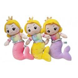 Mermaid Crown Doll