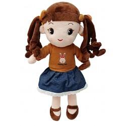 Curly Hair Girl Doll