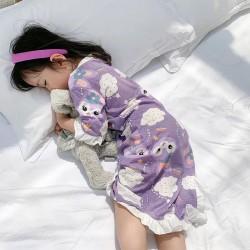 StellaLou Ruffle Sleeping Dress