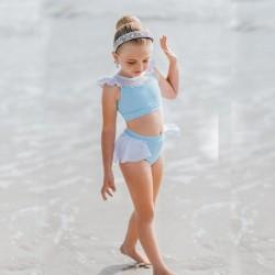 Disney Cinderella Swimming Suit(no headband)