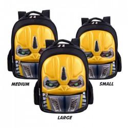 Yellow Transformers LED Lamp Bag