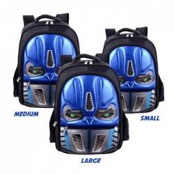 Blue Transformers LED Lamp Bag