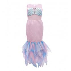 Disney Pink Ariel Mermaid Tutu Costume