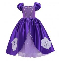 Disney Purple Pearl Sofia Costume
