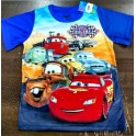 Disney Original Cars McQueen Blue