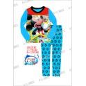 Ailubee Mickey Blue Pyjamas