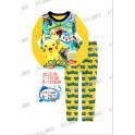 Ailubee Pokemon Yellow Pyjamas