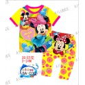 Ailubee Minnie Yellow Baby Pyjamas